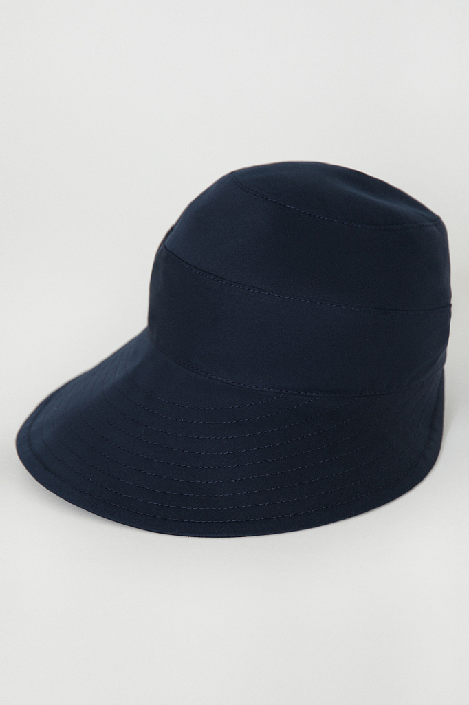 Шляпа женская Finn Flare S20-11417 темно-синяя