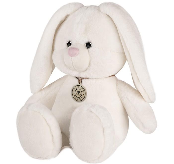 Купить Мягкая игрушка Fluffy Heart Зайка Fluffy Heart, 25 см,