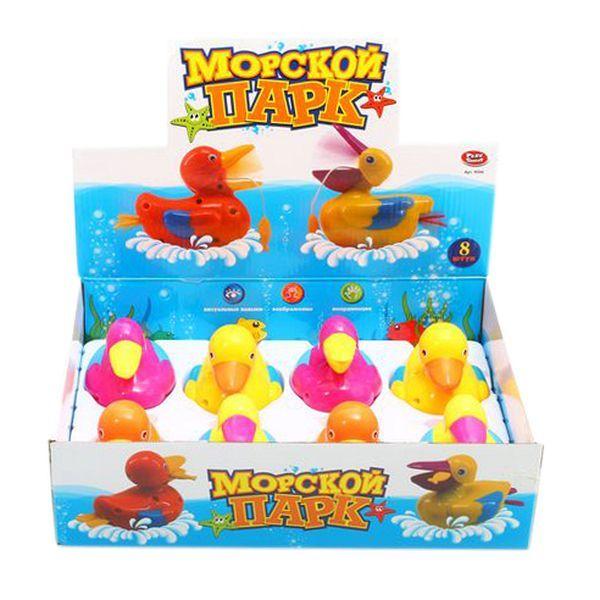 Купить Набор игрушек Морской Парк Joy Toy, 35*25*9, 5см, 8шт, арт.9506, PLAYSMART, Игрушки для купания