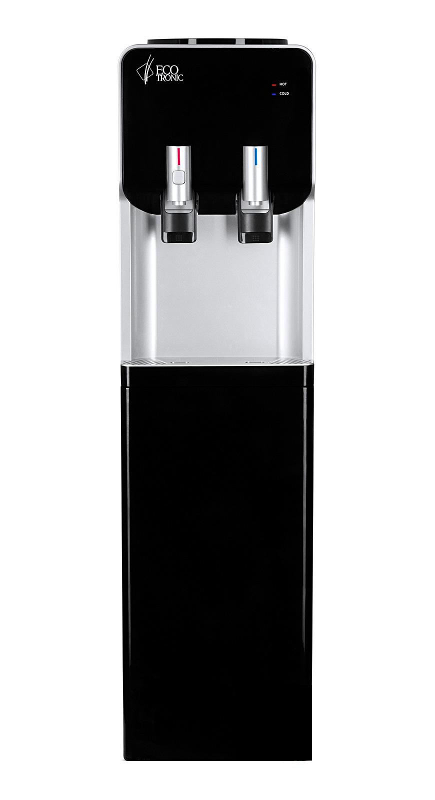 Кулер для воды Ecotronic M40 LF Black/Silver