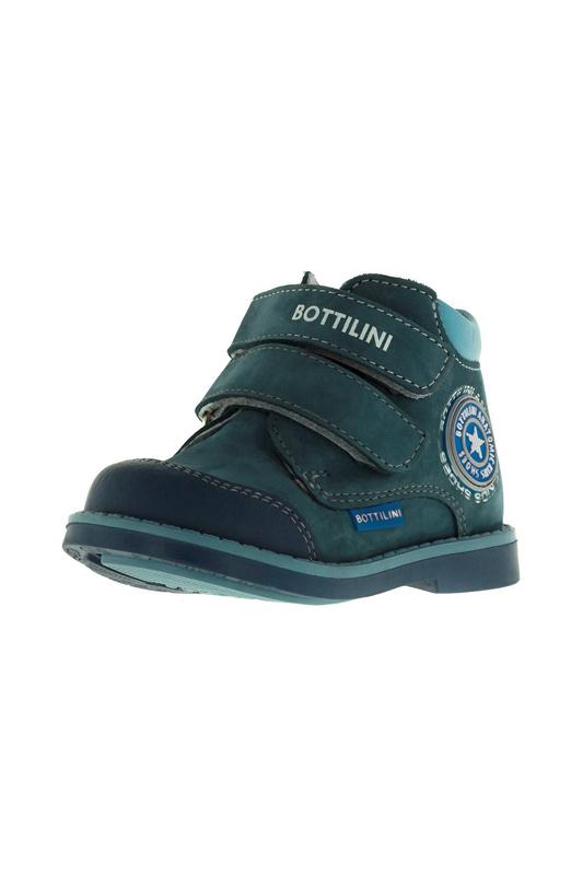 Купить BO-208(1) СИНИЙ, Ботинки BOTTILINI BO-208(1) р.20,