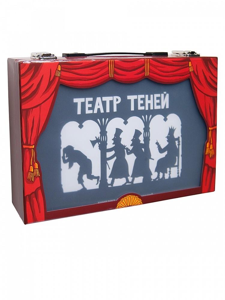 Купить Игровой набор НОВЫЙ ФОРМАТ 1025 Театр теней, Новый формат, Игровые наборы