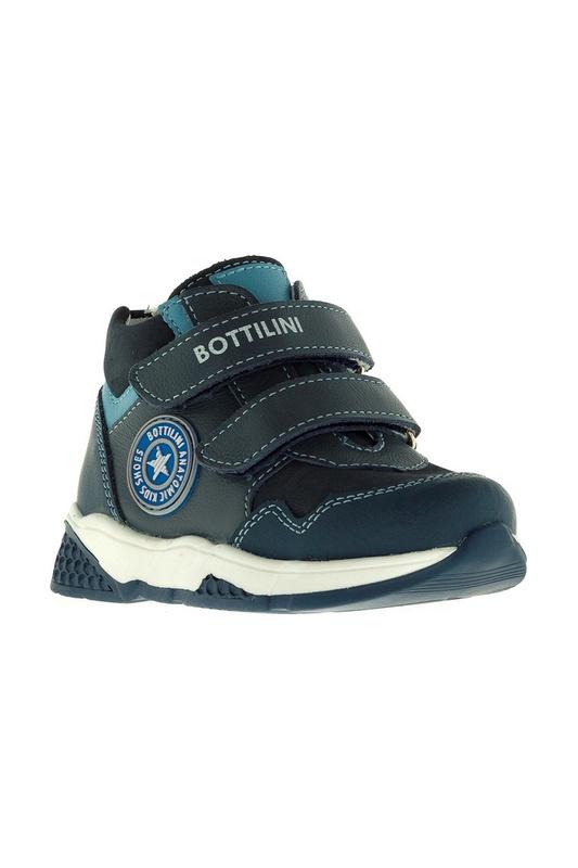Купить BL-215(2) СИНИЙ, Ботинки BOTTILINI BL-215(2) р.21,