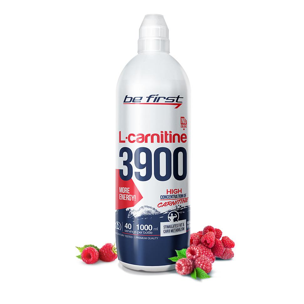 Be First L Carnitine 3900, 1000