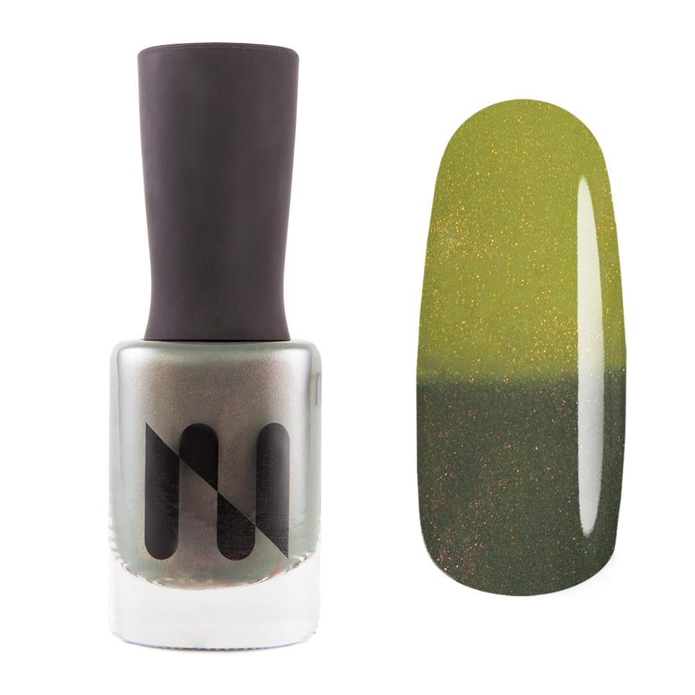 Купить Лак для ногтей Masura Дух Леса, 11 мл, Masura Thermo