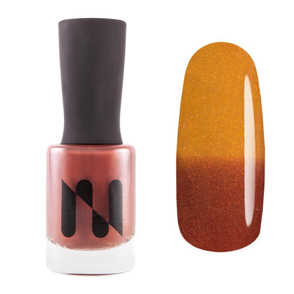 Купить Лак для ногтей Masura Сицилийский Апельсин, 11 мл, Masura Thermo