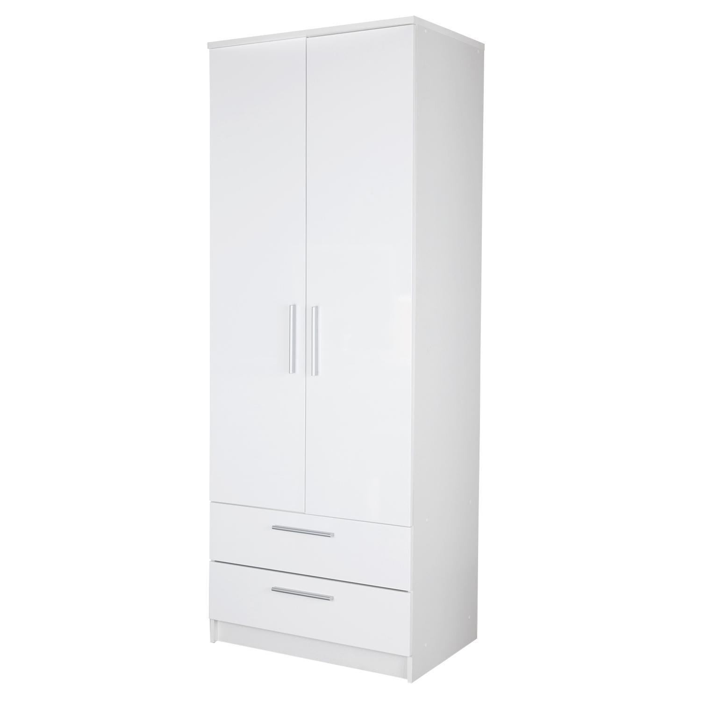 Шкаф с ящиками Шарм-Дизайн Соло 80х60 Белый