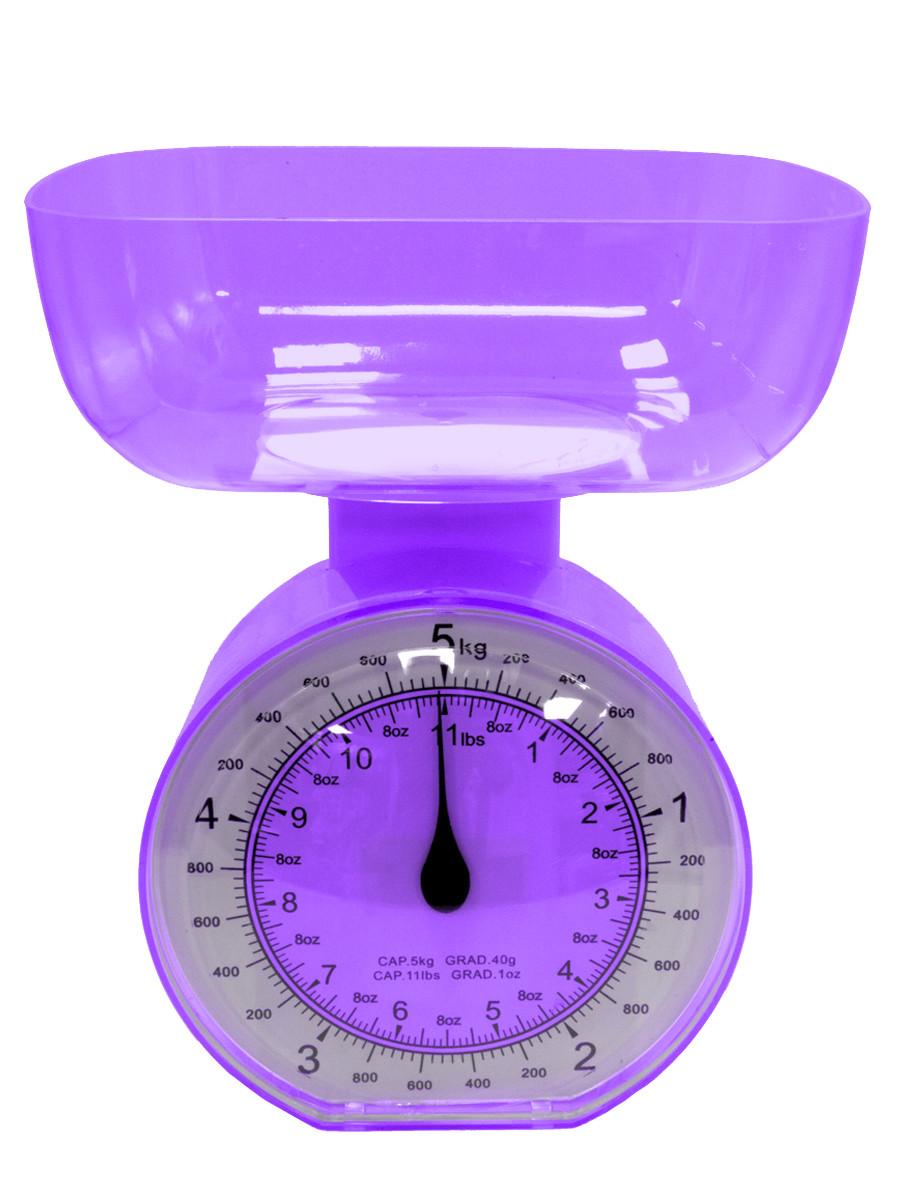 Весы кухонные Arte Nuevo KS 018 Purple