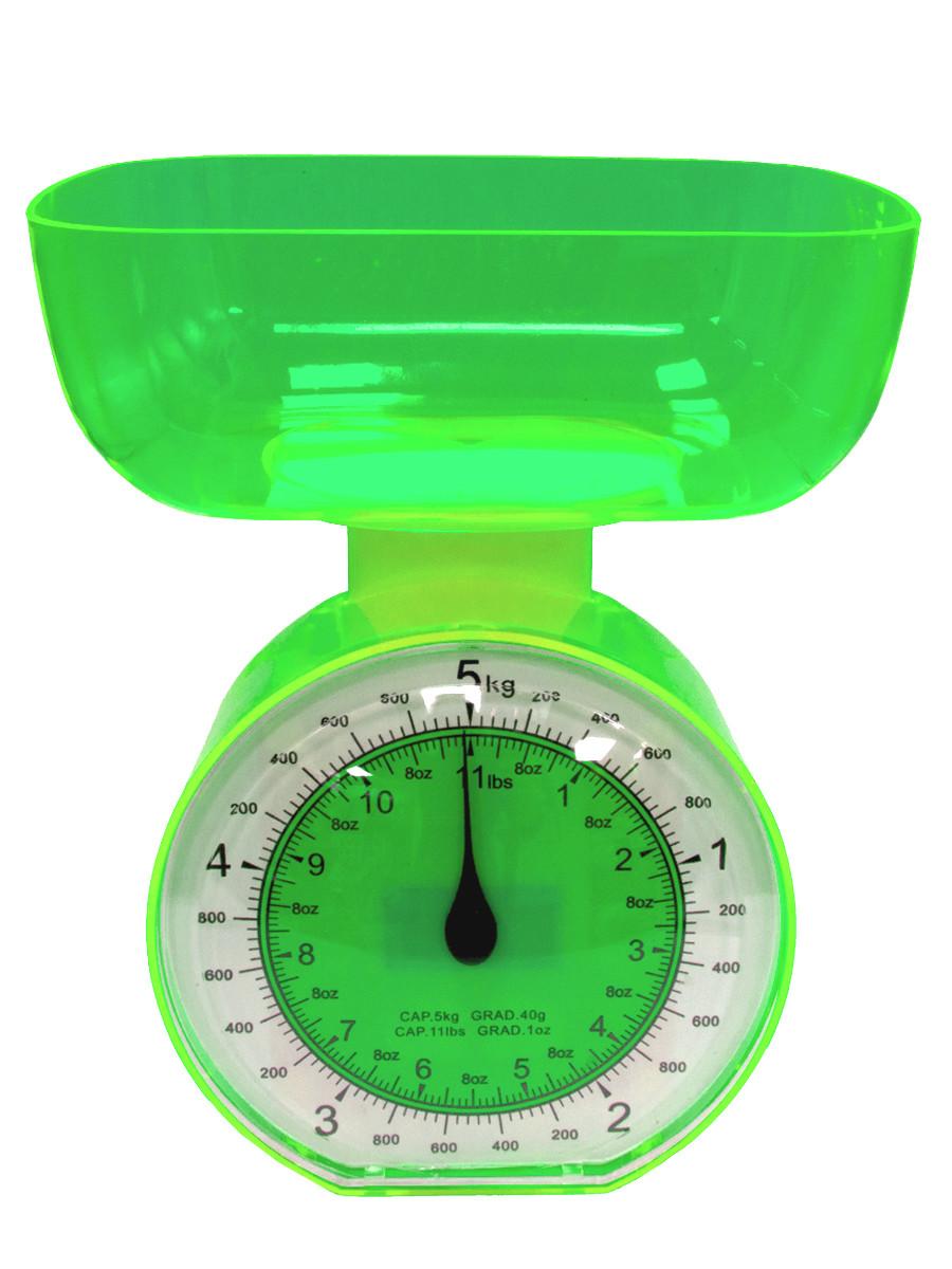 Весы кухонные Arte Nuevo KS 018 Green