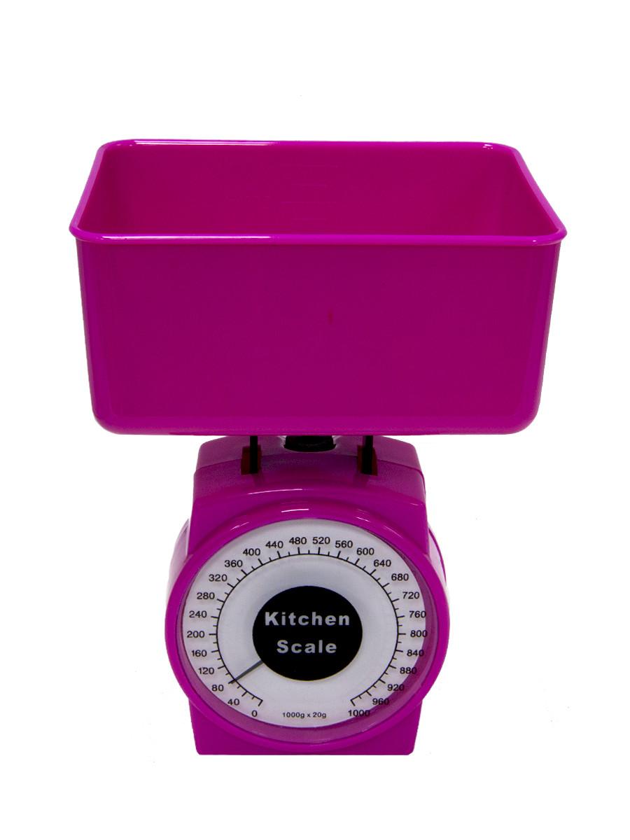 Весы кухонные Arte Nuevo KS 01 Pink