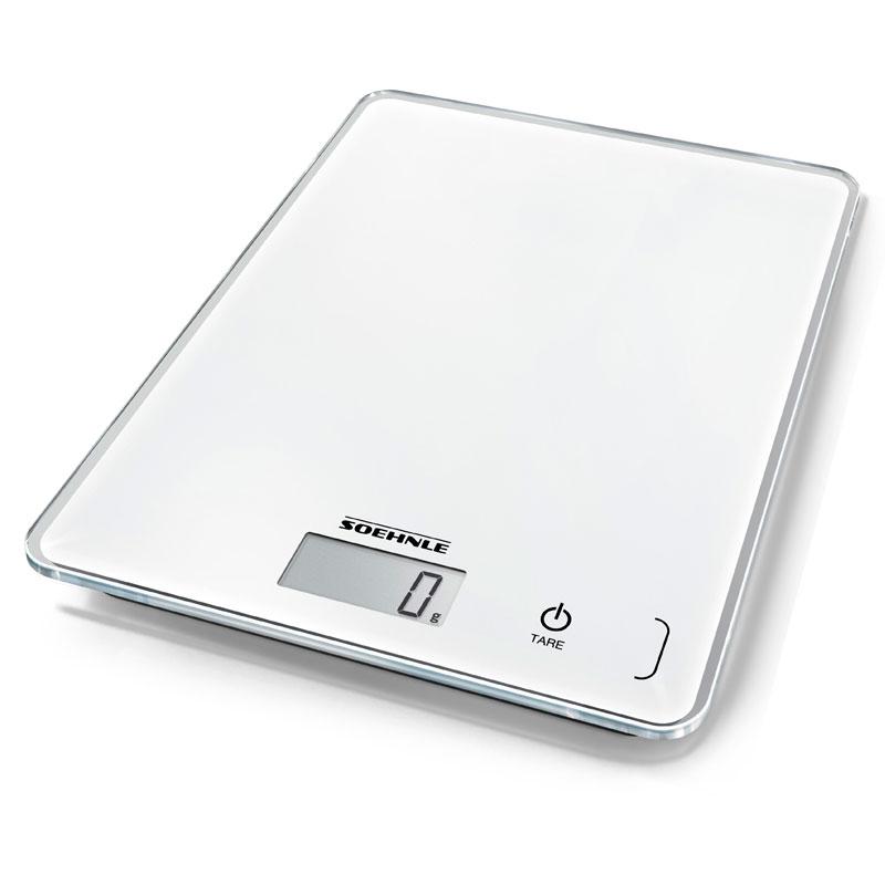 Весы кухонные Soehnle Digital Kitchen scales White