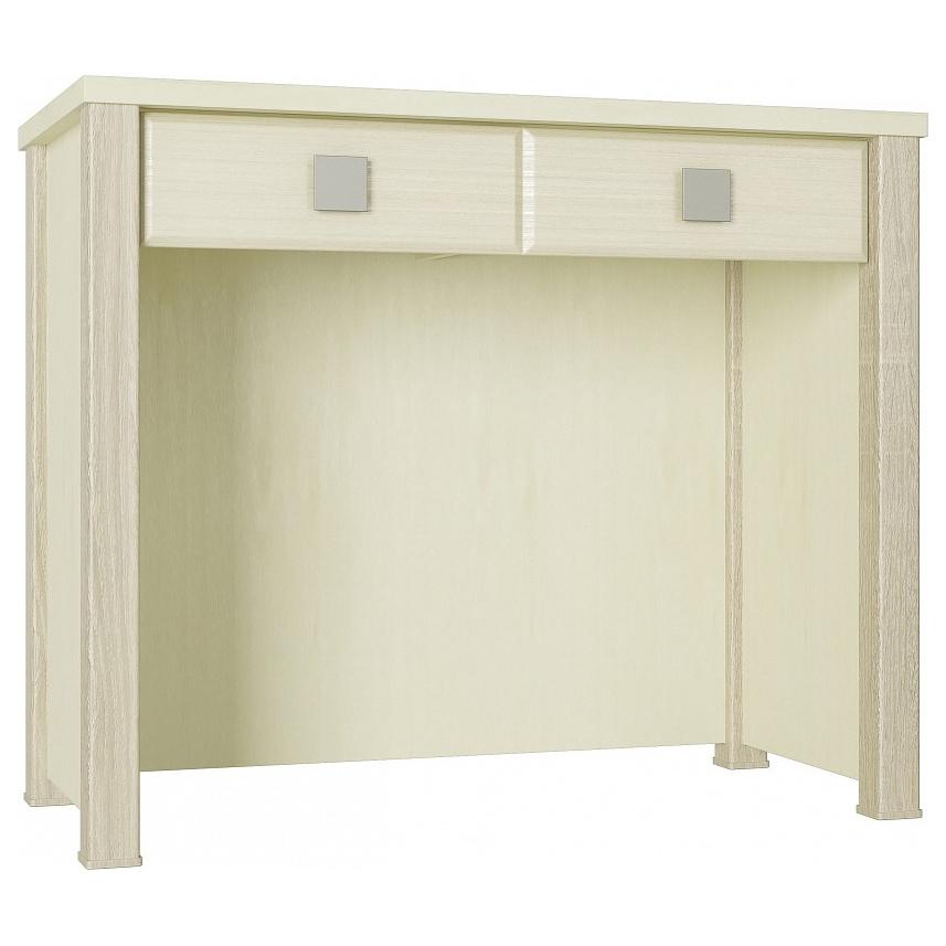 Туалетный столик Компасс мебель 75х90х45 см, бежевый