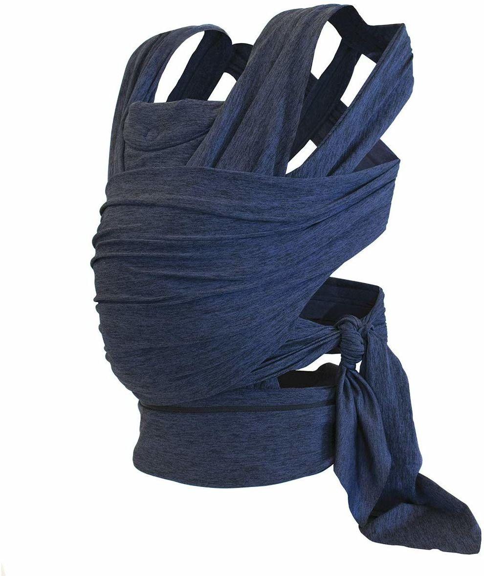 Купить Переноска Chicco Boppy ComfyFit Blue, Рюкзак-кенгуру