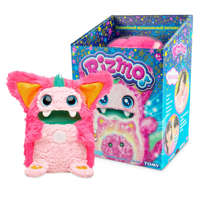 Купить Интерактивная игрушка Rizmo Berry, Интерактивные животные