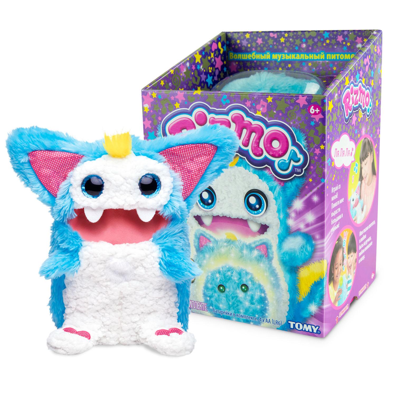 Купить Интерактивная игрушка Rizmo Aqua, Интерактивные животные