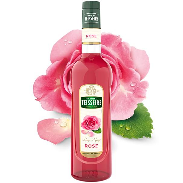 Сироп Mathieu Teisseire роза 0.7 л
