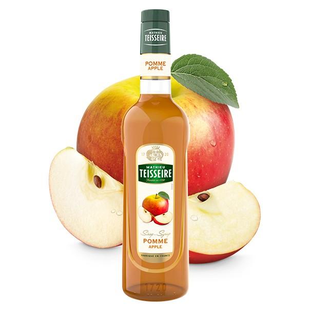 Сироп Mathieu Teisseire яблоко 0.7 л