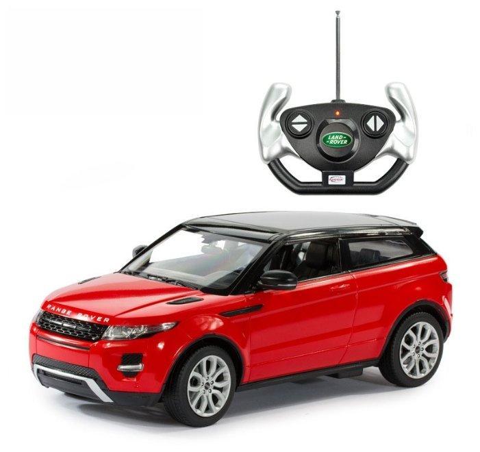 Купить Rastar Машина р/у 1:14 - Range Rover Evoque, цвет красный,