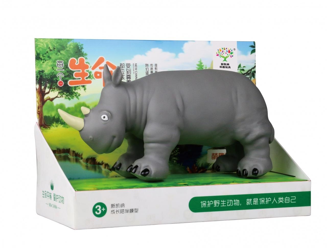 Купить Фигурка NEW CANNA Х177 Носорог,