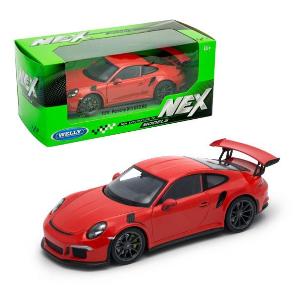 Купить Welly Модель машины Porsche 911 GT3 RS, 1:24,
