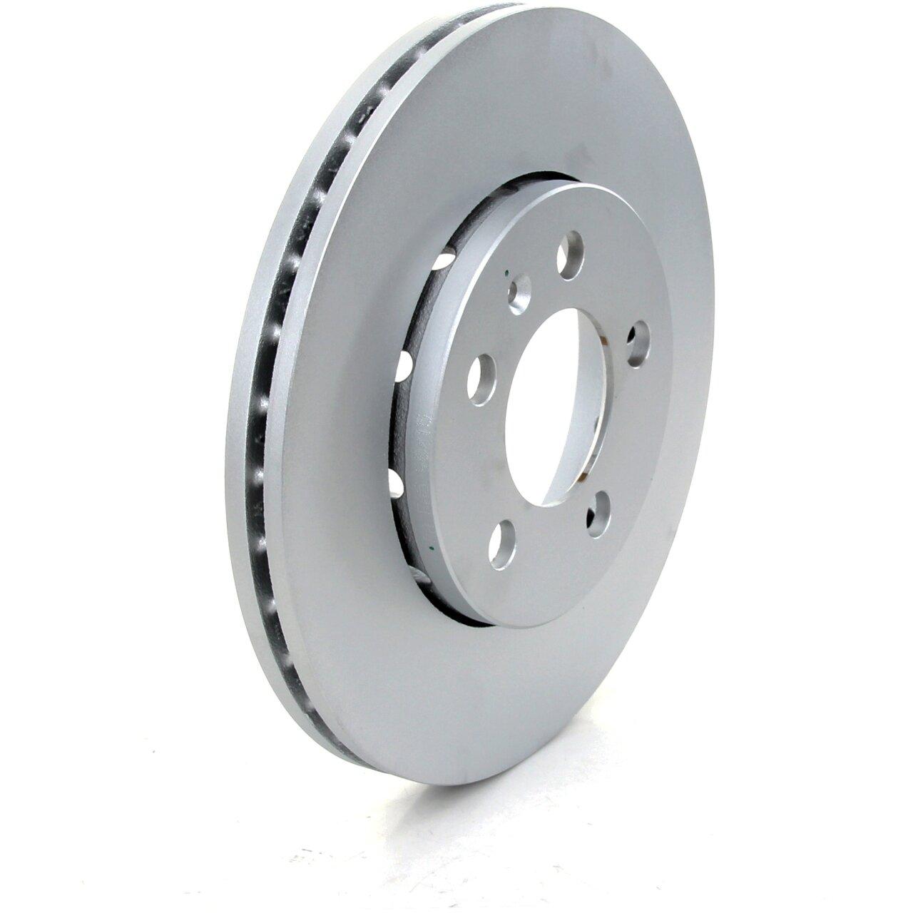 Тормозной диск BLUE PRINT ADK84305