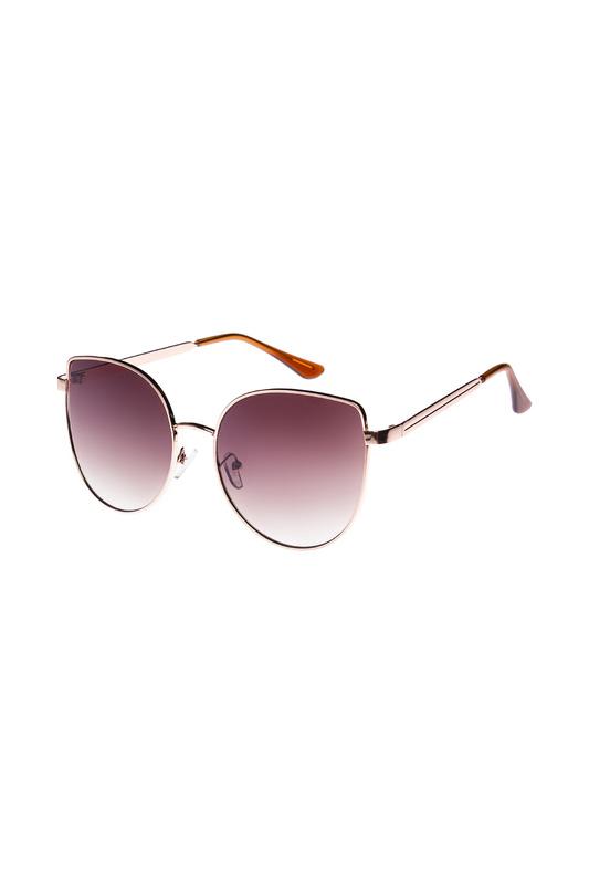 Солнцезащитные очки женские Vita Pelle 202085PORA2020-4 золотистые