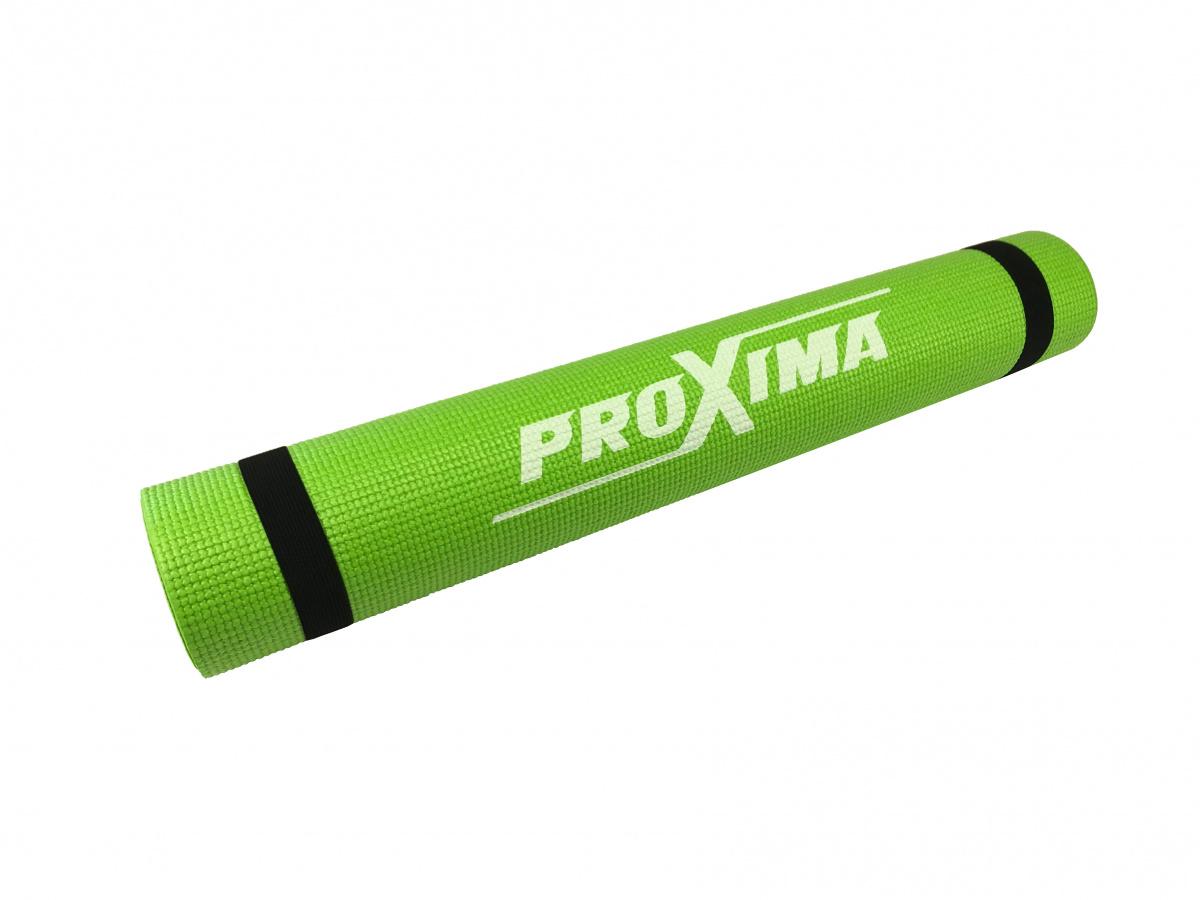 Коврик для фитнеса Proxima YG03 1 зеленый