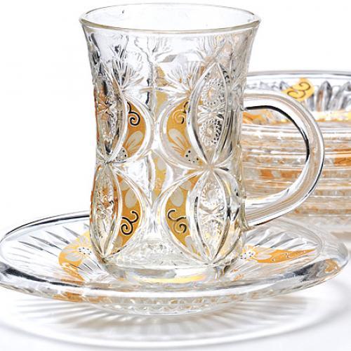 Чайный набор LORAINE, 12 предметов, 195