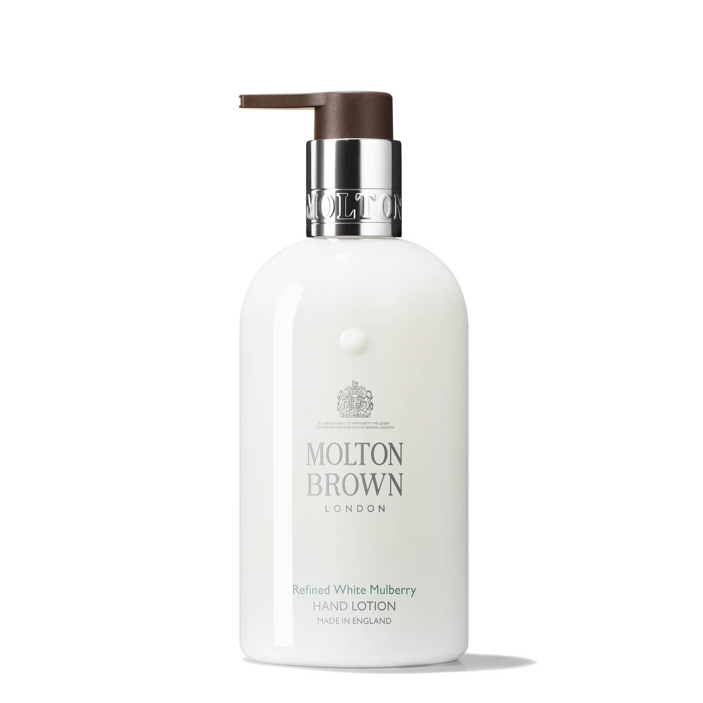Купить Molton Brown лосьон для рук Refined White Mulberry Hand Lotion 300 мл Арт NHН018