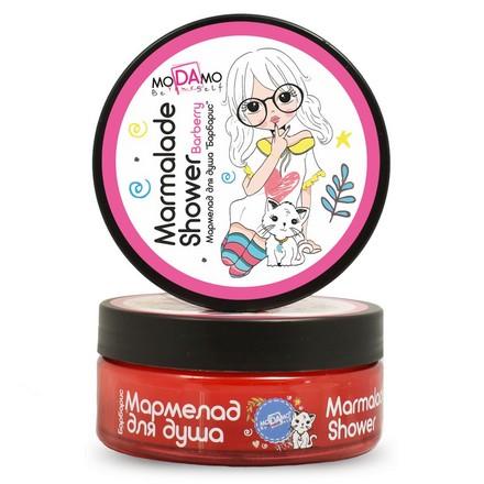 Густое мыло мармелад для душа Барбарис moDAmo