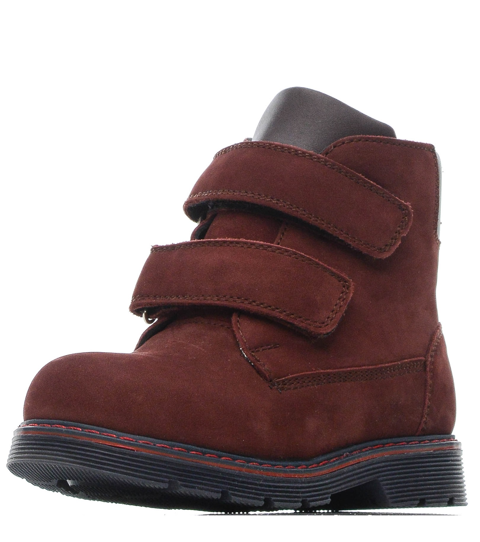 Купить 579-91GO-009NN, Ботинки для девочек ZENDEN, цв. бордовый, р-р 27,