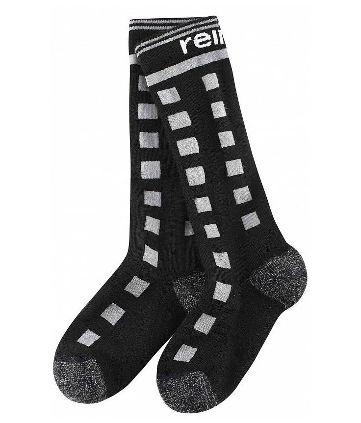 Носки Reima 2020 21 Skiday Black (Children