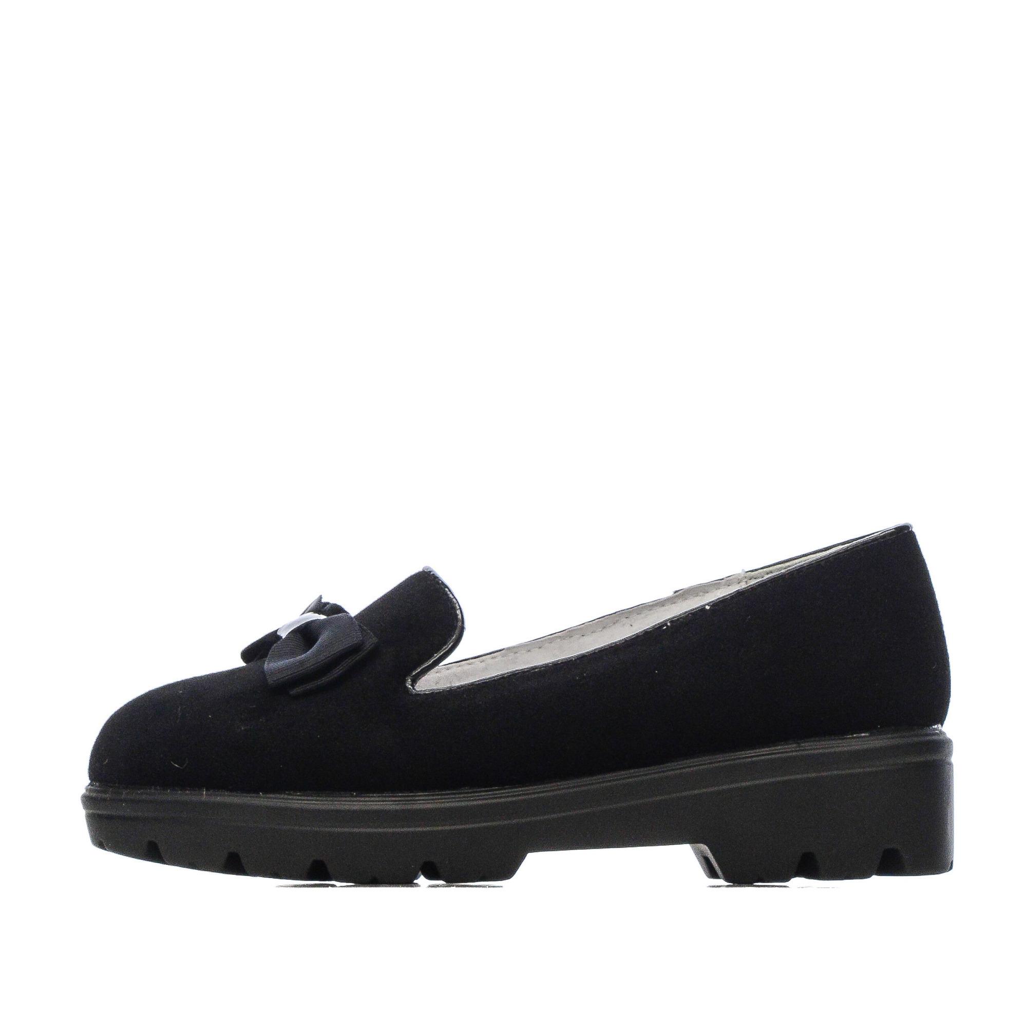Купить 215-82GO-007CK, Туфли для девочек ZENDEN, цв. черный, р-р 32,