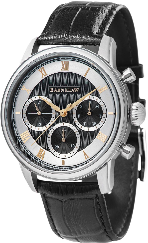 Наручные часы мужские Earnshaw ES-8105-05