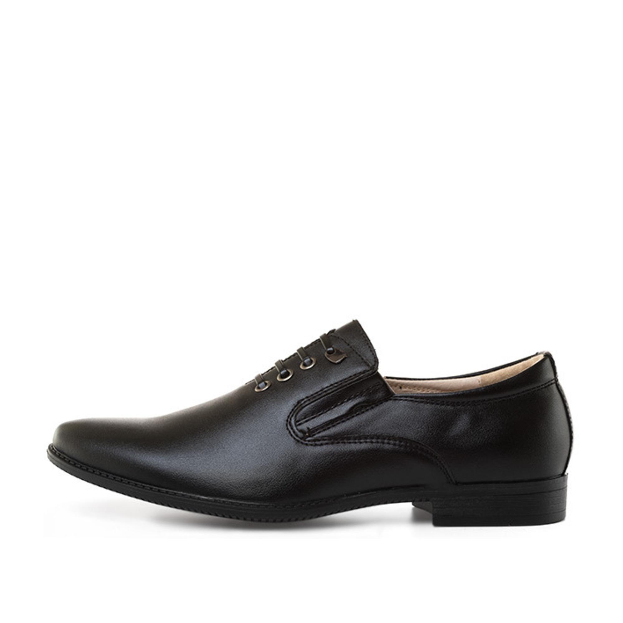 Купить 98-30BL-031SK, Туфли для мальчиков ZENDEN, цв. черный, р-р 39,