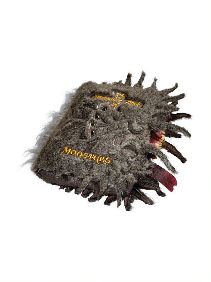 Мягкая игрушка Noble Collection Чудовищная книга о чудовищах