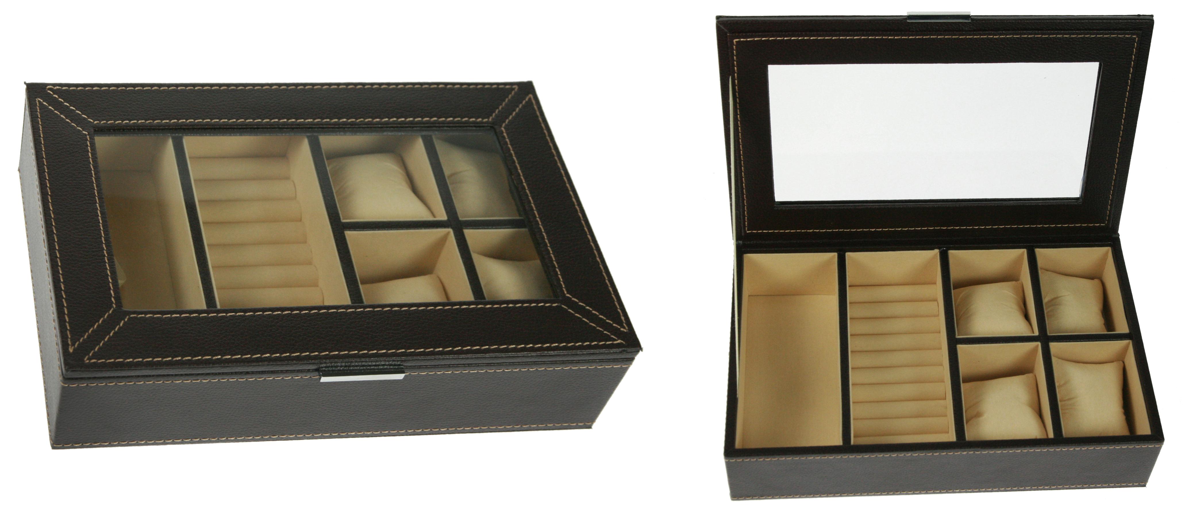 Шкатулка для хранения часов MORETTO 136214