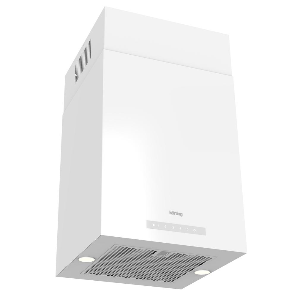 Вытяжка кухонная Korting KHA 45970 W Cube
