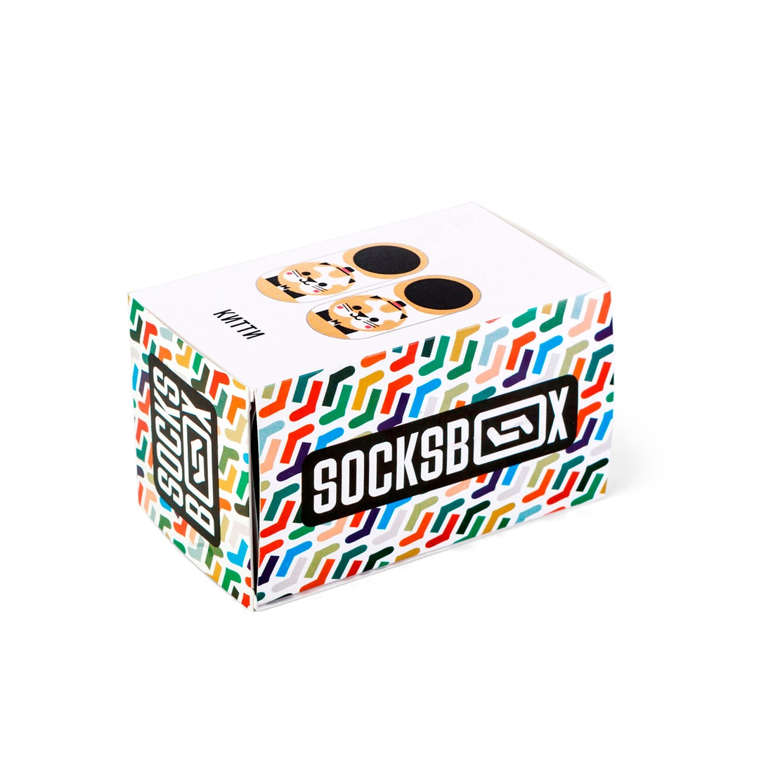 Носки унисекс Socks Box 179_GDS желтые 30-35