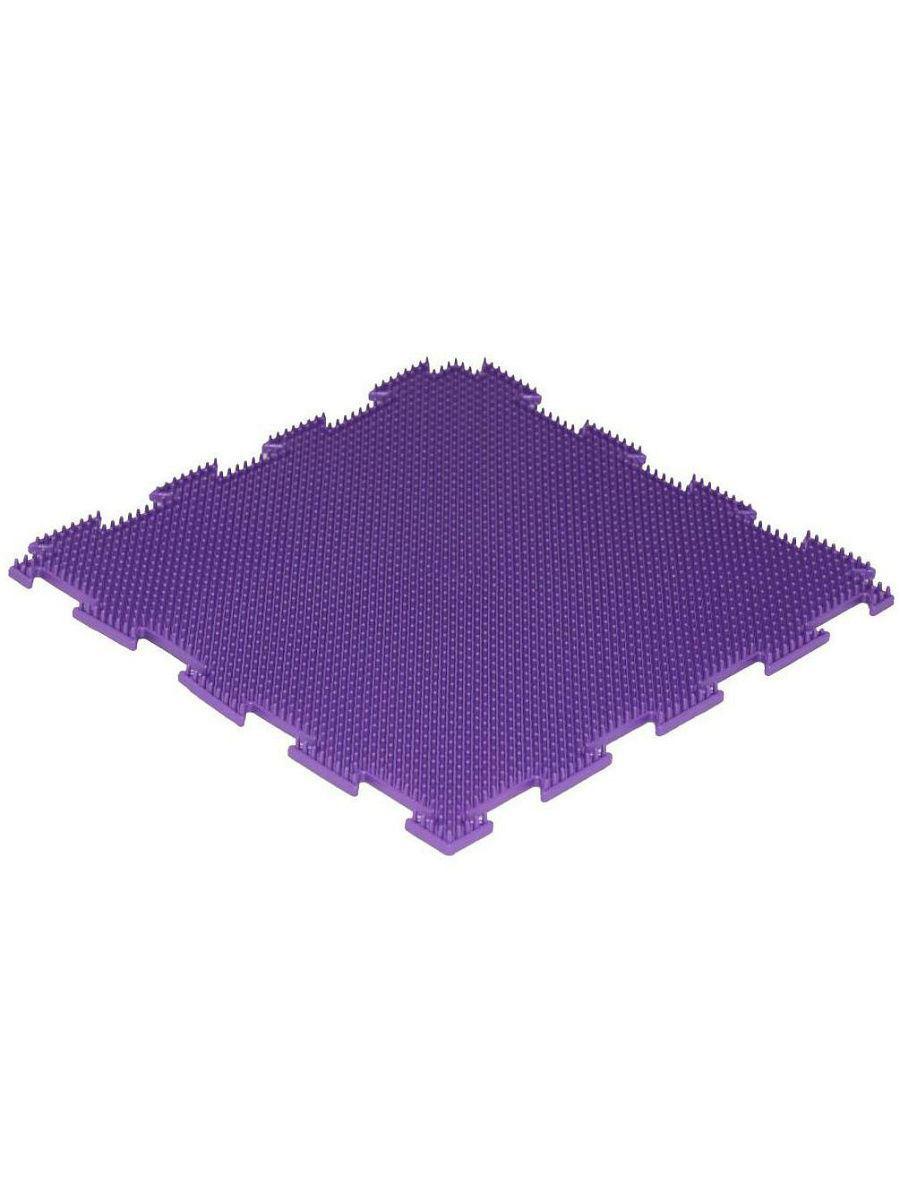 Массажный коврик Ортодон Трава жесткая, фиолетовый
