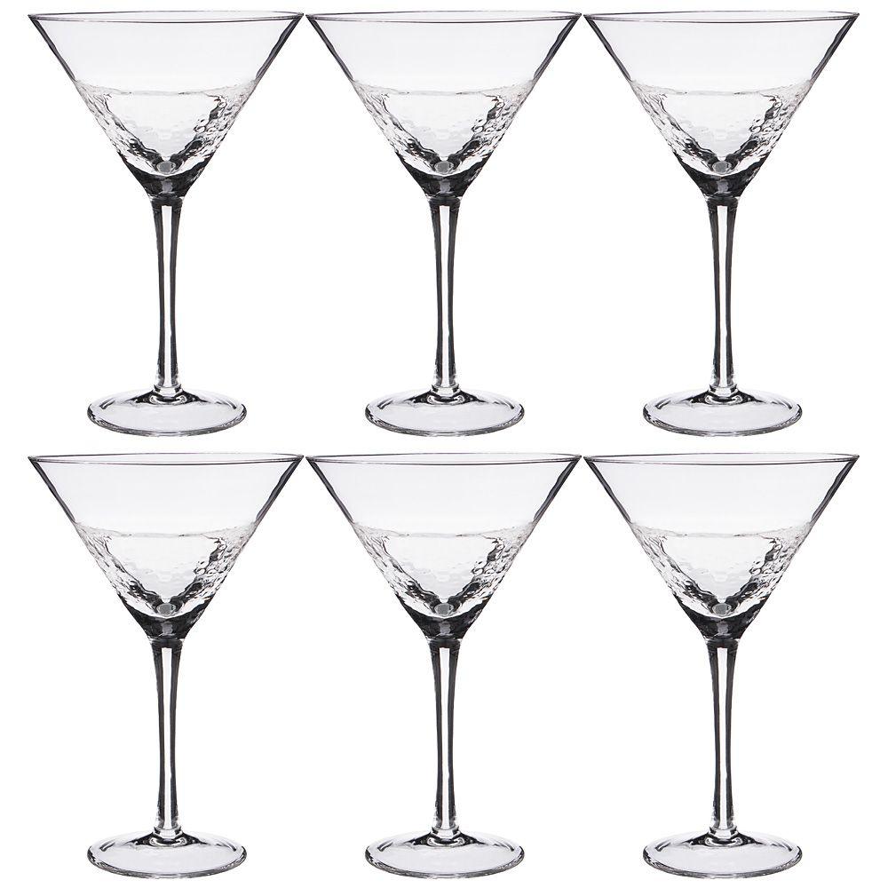 Набор бокалов для мартини Lefard, Айсберг,