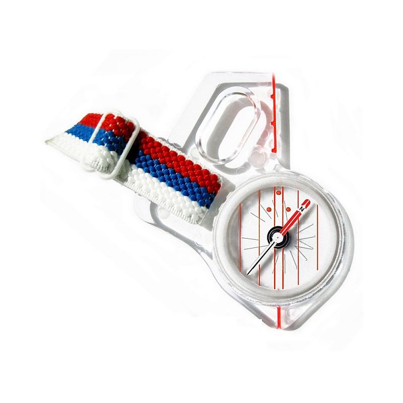 Компас Москомпас 9*L (Суперстабильная стрелка*, со стабилизатором, палец левый)