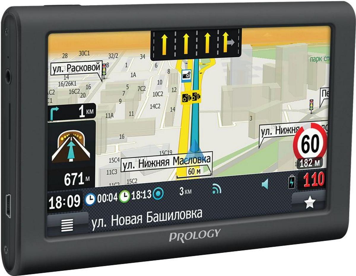 Автомобильный навигатор PROLOGY iMAP A510
