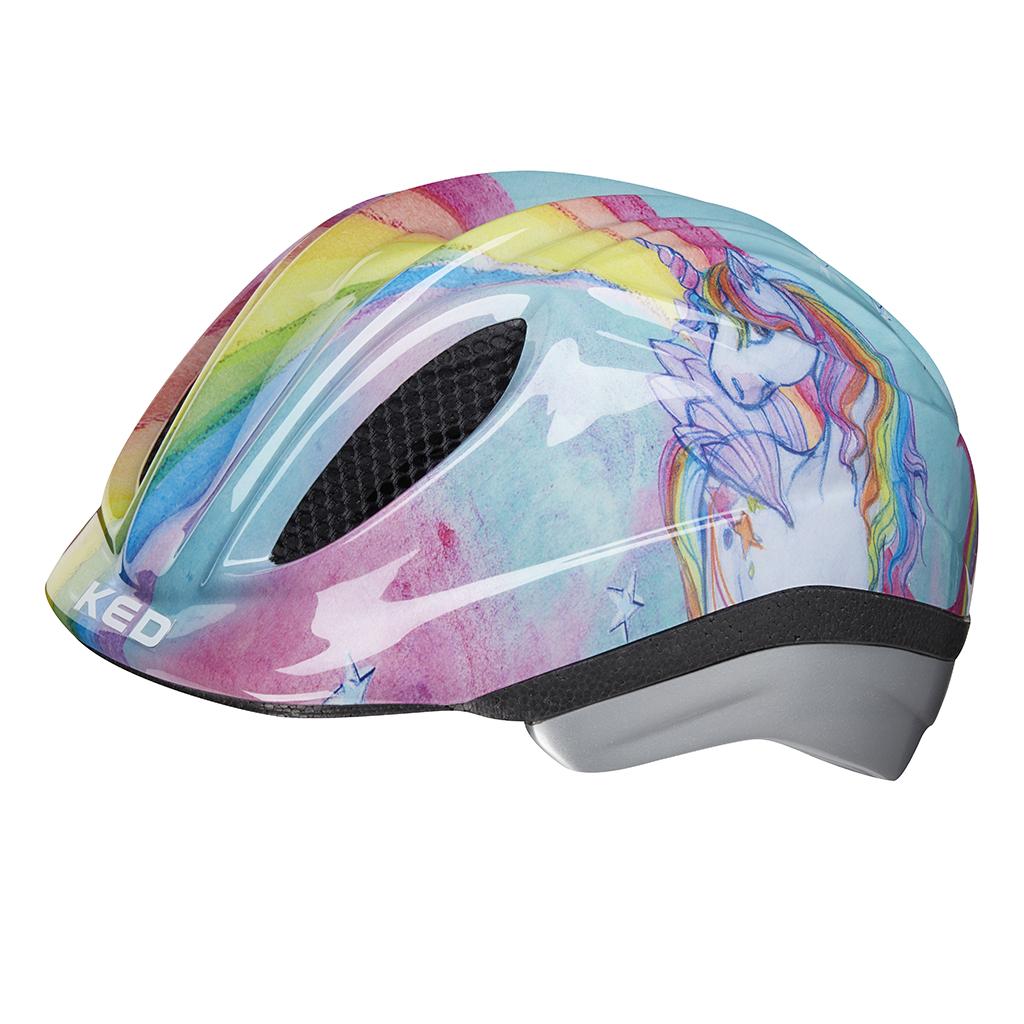 Купить Шлем детский KED Meggy Originals Einhorn Paradies S/M,