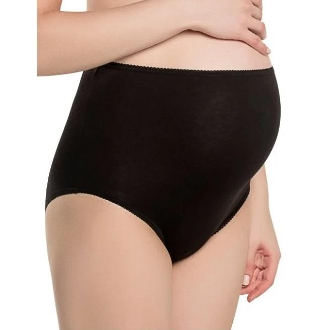 Купить Трусы для беременных женщин ФЭСТ размер (158, 164-92-98) черный,