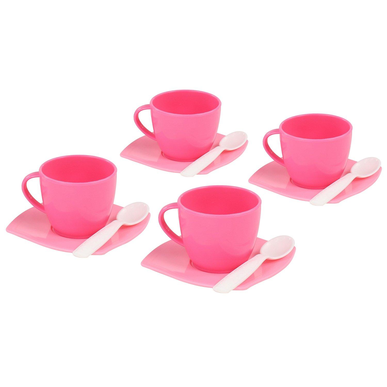 Набор детской посуды Полесье Алиса на 4 персоны 12 элементов