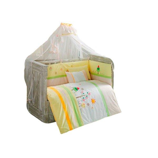 Купить Комплект постельного белья Kidboo Sunny Day цвет: стандарт, 4 предмета, арт. KIDB,