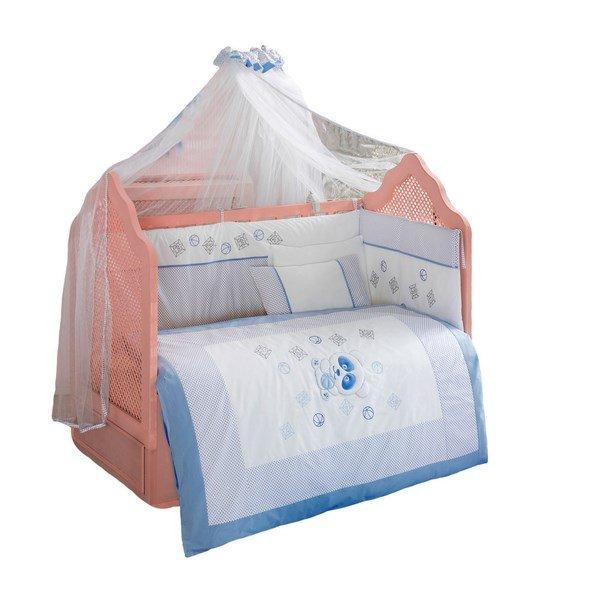Комплект постельного белья Kidboo Panda цвет: стандарт, 4 предмета, арт. KIDB,  - купить со скидкой