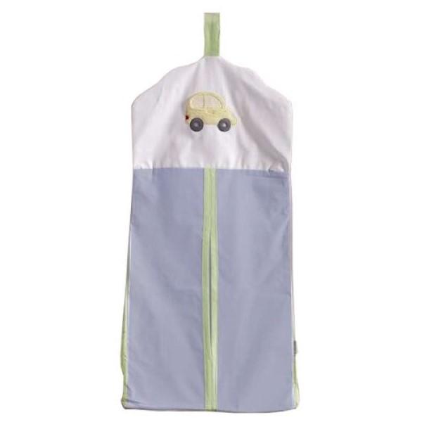 Купить Прикроватная сумка Kidboo Traffic Jam 30x65 см, арт. KIDB Kidboo,