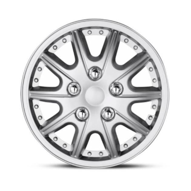 Колпаки на колёса AUTOPROFI WC 2025 SILVER